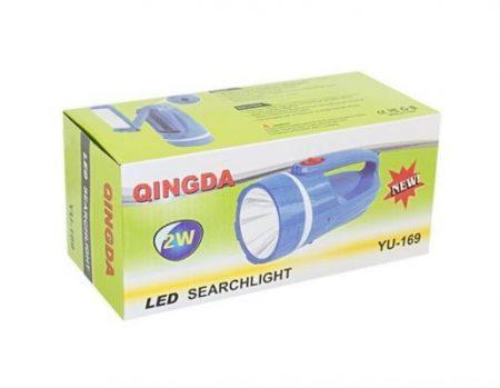 Akumulatorska 18+1 LED svetilka