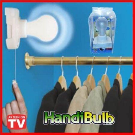 Brezžična baterijska svetilka HandiBulb