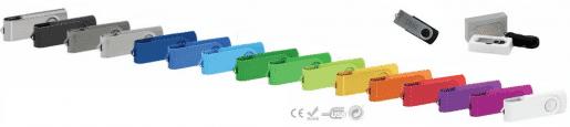 Promocijski USB ključki z brezplačnim graviranjem