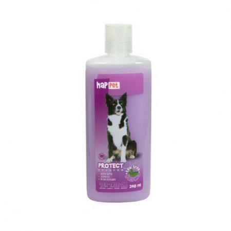Šampon za pse proti parazitom z dodatkom čajevca