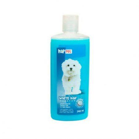 Šampon za pse z belo dlako z arganovim oljem in vonjem kokosa