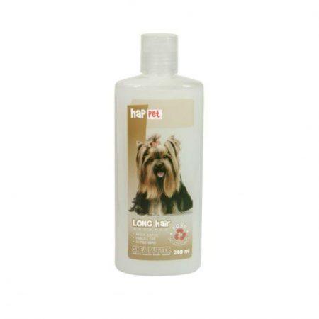 Šampon za pse z dolgo dlako z karitejevim maslom in vonjem vrtnic