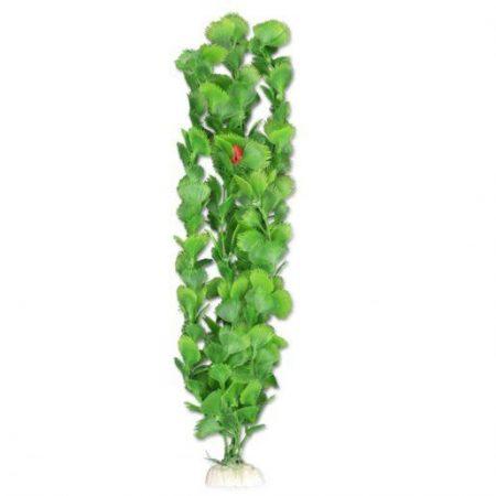 Akvarijska rastlina umetna 40cm zelena