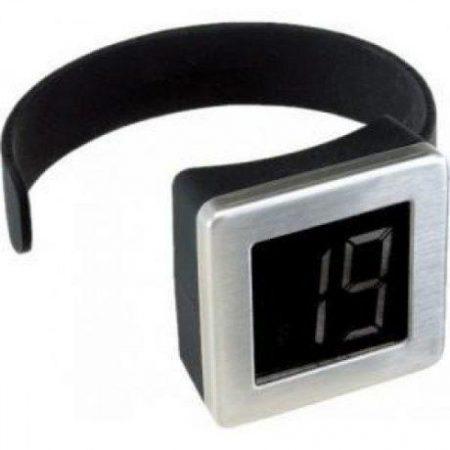 Digitalni termometer za vino z LCD zaslonom