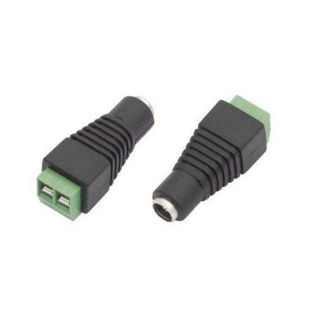 Konektor za priklop LED traku na adapter ženski