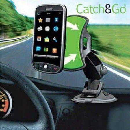 Univerzalni avtonosilec za telefon, navigacijo, ali tablico