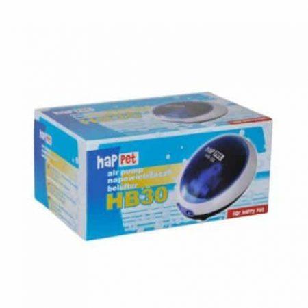 Zračna črpalka za akvarije tiha HB-10