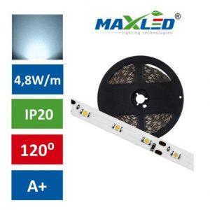 LED trak 3528 4,8W/m 300 LED hladno beli 5m max-led