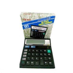 Kalkulator na baterije in sončne celice