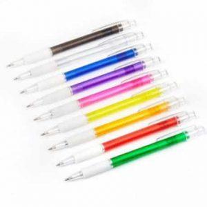 Kemični svinčnik z enobarvnim tiskom logotipa (min. 100 kosov)