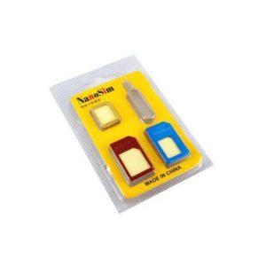 Komplet adapterjev za SIM kartice