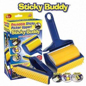 Set lepljivih valjčkov za čiščenje Sticky Buddy