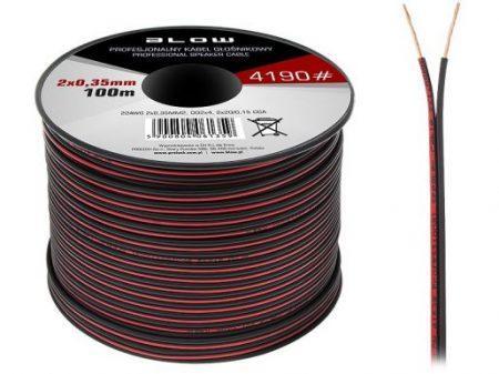 Kabel premera 2x0,35mm 1M