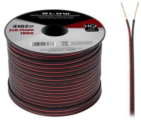 Kabel premera 2x0,75mm 1M