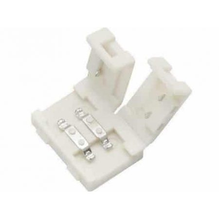 Konektor za povezavo LED traku tipa 2835 ali 3528 (8mm) brez kabla