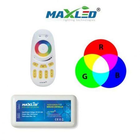 RGB kontroler z daljincem 2,4GhZ 216W