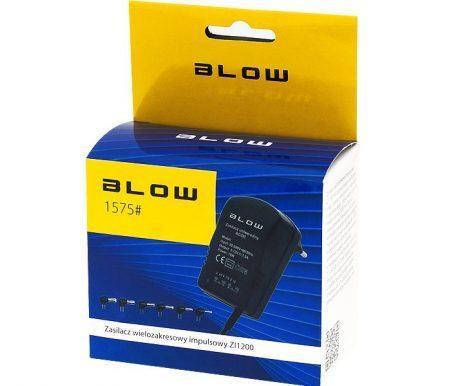 Univerzalni adapter BLOW z 6 nastavki