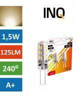 LED žarnica - sijallka G4 1,5W toplo bela 3000K