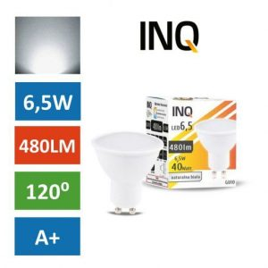 LED žarnica - sijalka GU10 6,5W (39W) toplo bela 3000K