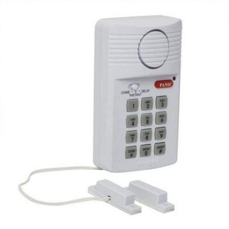 Alarm za okna in vrata s kodo