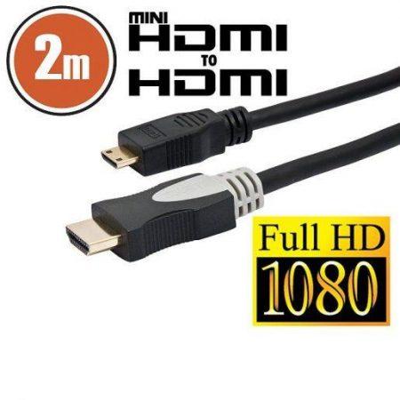 HDMI - Mini HDMI kabel 2 m