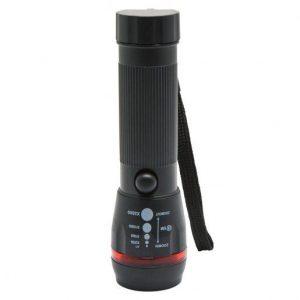 LED baterijska svetilka z zoom-om