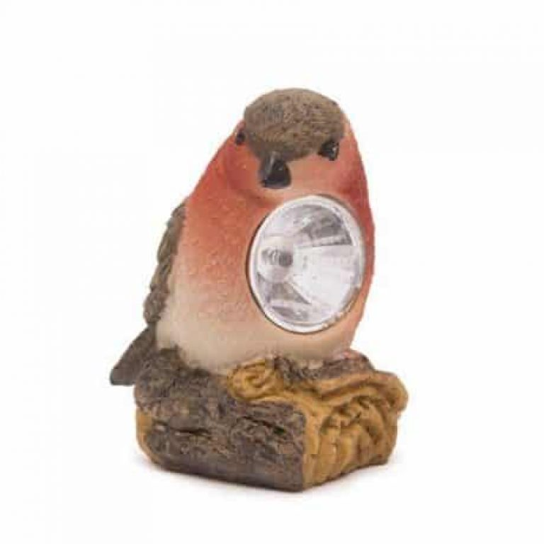 LED solarna svetilka ptiček