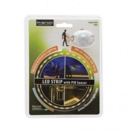 LED trak 200cm s senzorjem gibanja