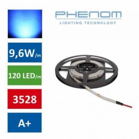 LED trak - 5m - 120 LED/m - 9,6W/m - moder