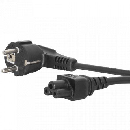 Napajalni kabel za prenosnike 3x0,75mm2 1,8m