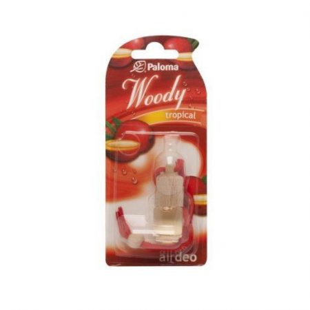 Osvežilec zraka woody tropical