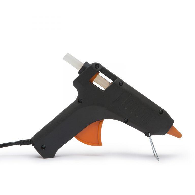 Pištola za vroče lepljenje z 2 vložkoma