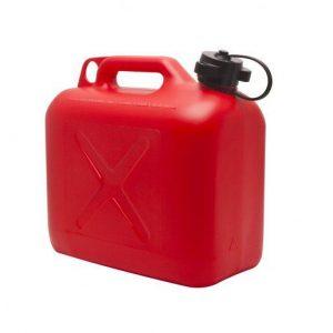 Posoda za gorivo 5l z lijakom