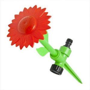 PVC roža za zalivanje vrta