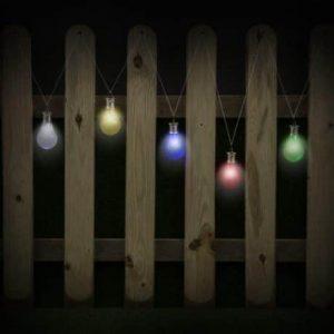 Solarna svetilka žarnica