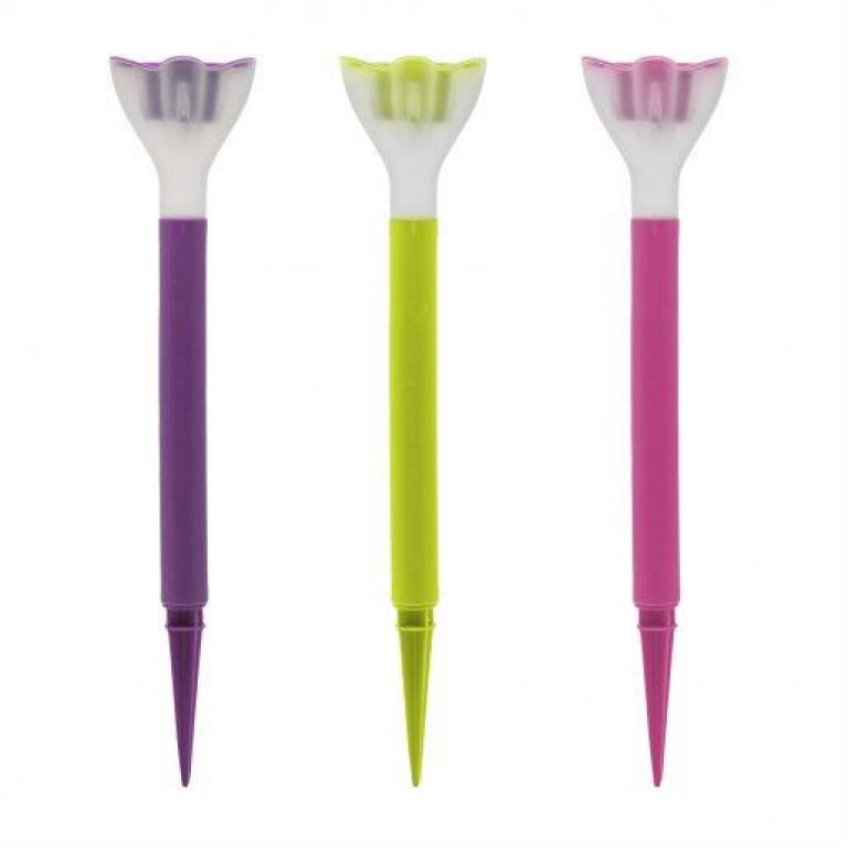 Solarna svetilka roža v 3 barvah