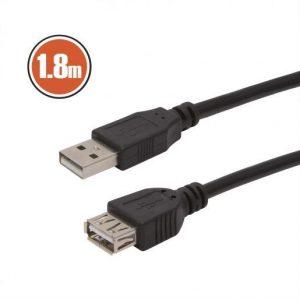 USB podaljšek 1,8m