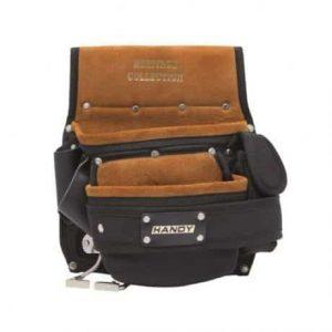Usnjena torbica za orodje za na pas