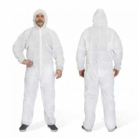 Zaščitna obleka za pleskanje