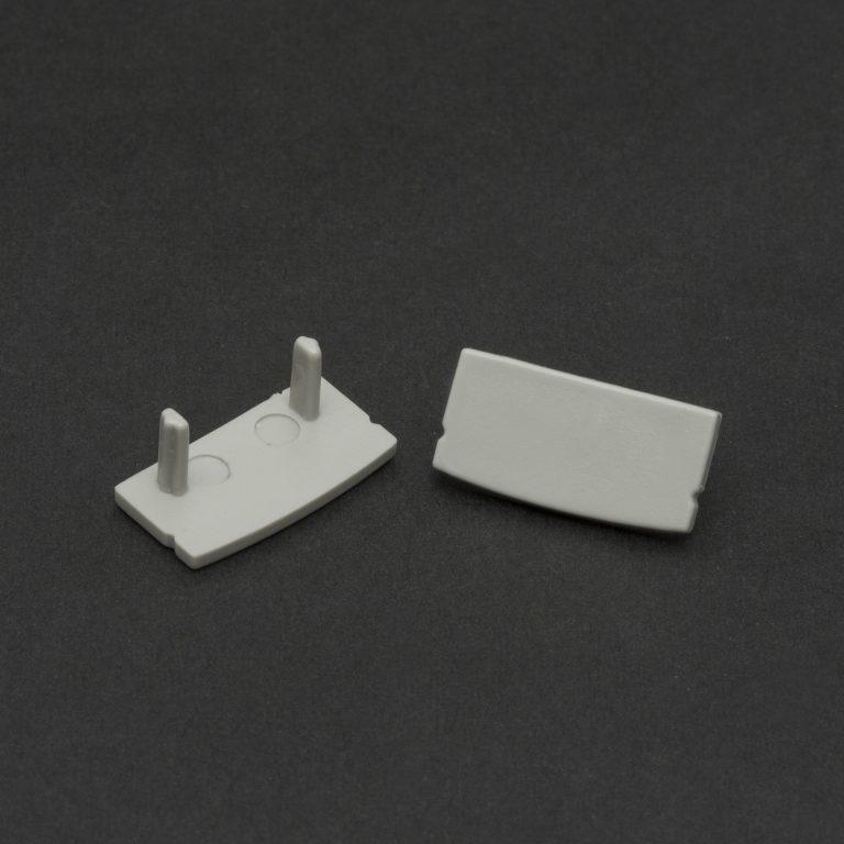 Zatič za nadgradni LED profil