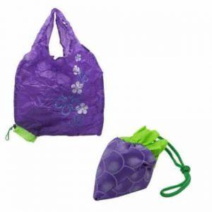 Zložljiva nakupovalna torba grozd