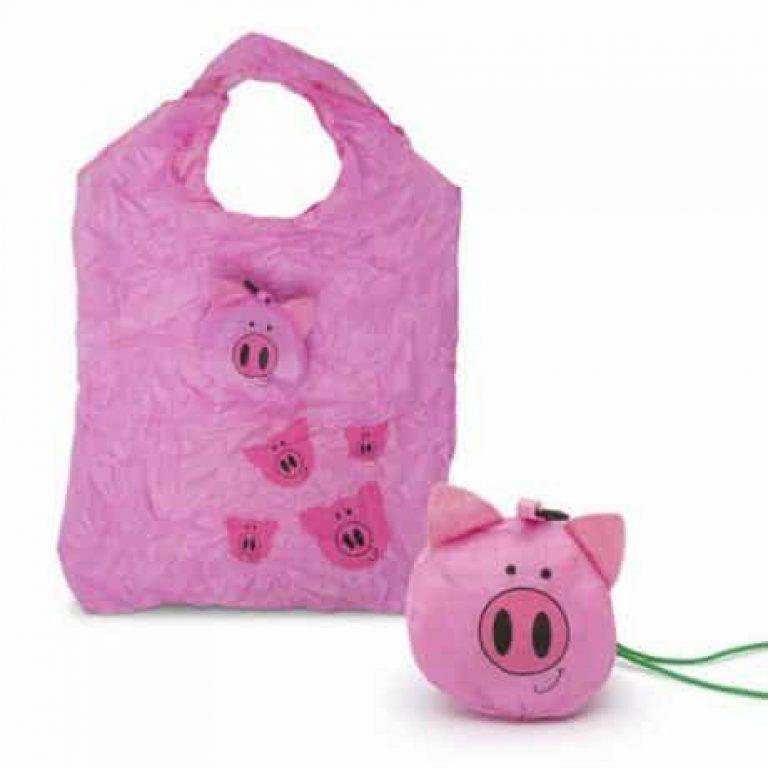 Zložljiva nakupovalna torba riba
