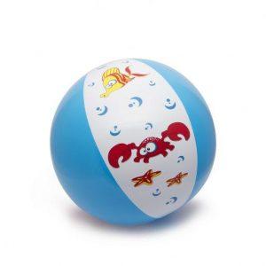 Napihljiva žoga za na plažo