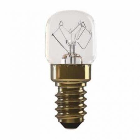 Žarnica za pečico 15W E14 230V