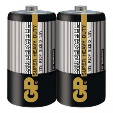 Baterija GP SUPERCELL D kos