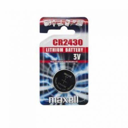 Gumbna baterija CR2430