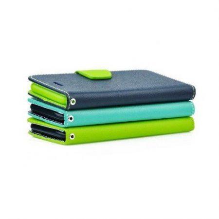 Preklopni etui za HUAWEI P10 Lite modro-zelen (limeta)