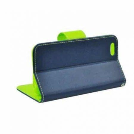 Preklopni etui za HUAWEI P9 modro-zelen (limeta)