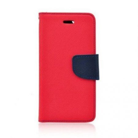Preklopni etui za Samsung Galaxy S5 (G900) rdeče-moder