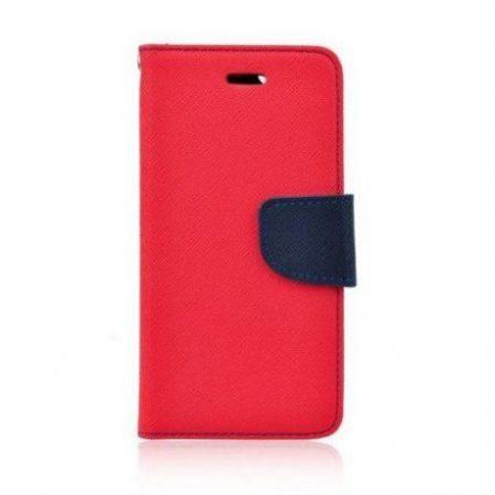 Preklopni etui za Samsung Galaxy S6 EDGE rdeče-moder